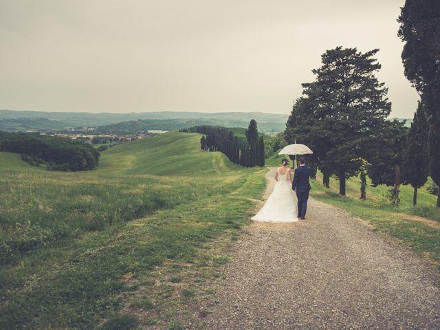 Il matrimonio di Dominik e Robin a Certaldo, Firenze 67