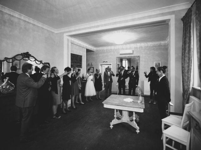 Il matrimonio di Dominik e Robin a Certaldo, Firenze 74