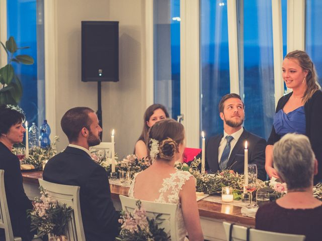 Il matrimonio di Dominik e Robin a Certaldo, Firenze 83