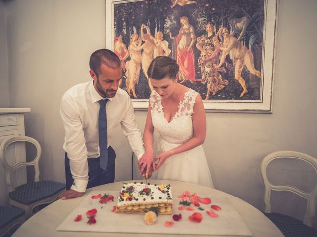 Il matrimonio di Dominik e Robin a Certaldo, Firenze 92