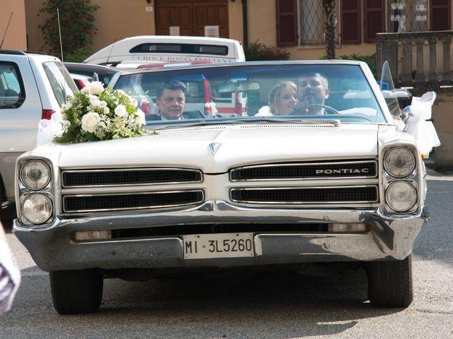 Il matrimonio di Francesco e Alessia a Vignale Monferrato, Alessandria 15