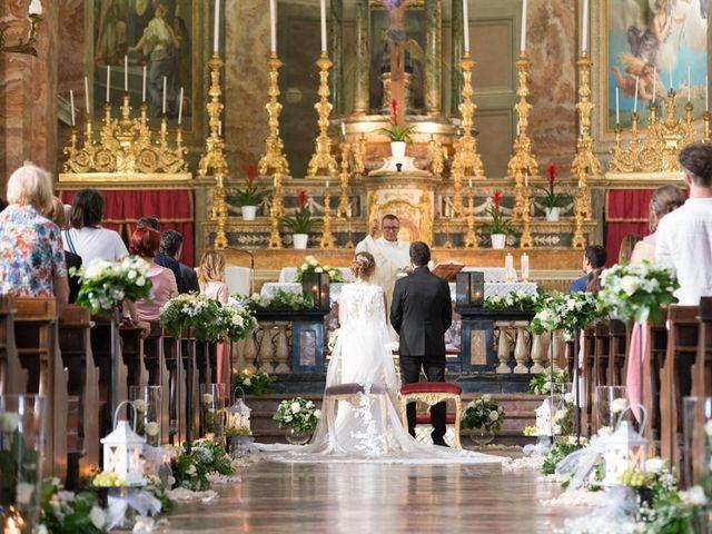 Il matrimonio di Francesco e Alessia a Vignale Monferrato, Alessandria 18