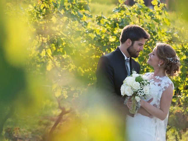 Il matrimonio di Francesco e Alessia a Vignale Monferrato, Alessandria 23