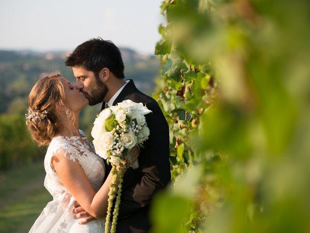 Il matrimonio di Francesco e Alessia a Vignale Monferrato, Alessandria 25