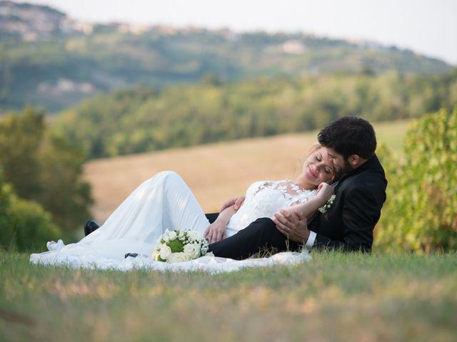 Il matrimonio di Francesco e Alessia a Vignale Monferrato, Alessandria 26