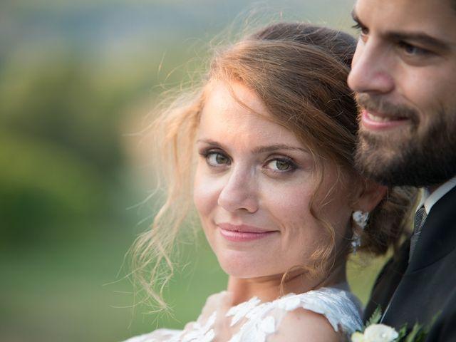 Il matrimonio di Francesco e Alessia a Vignale Monferrato, Alessandria 28