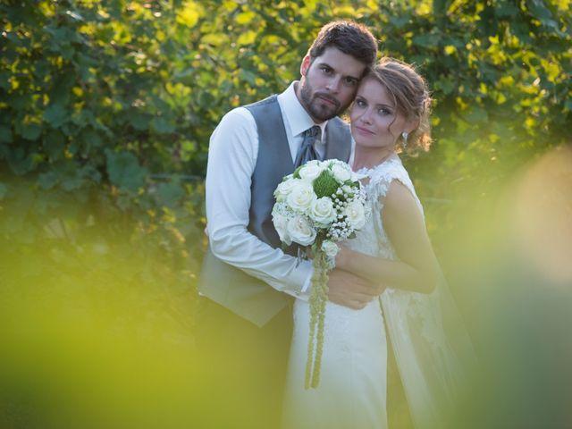 Il matrimonio di Francesco e Alessia a Vignale Monferrato, Alessandria 30