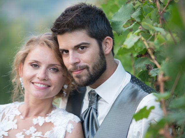Il matrimonio di Francesco e Alessia a Vignale Monferrato, Alessandria 33