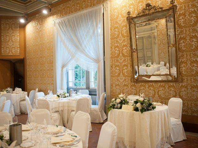Il matrimonio di Francesco e Alessia a Vignale Monferrato, Alessandria 39