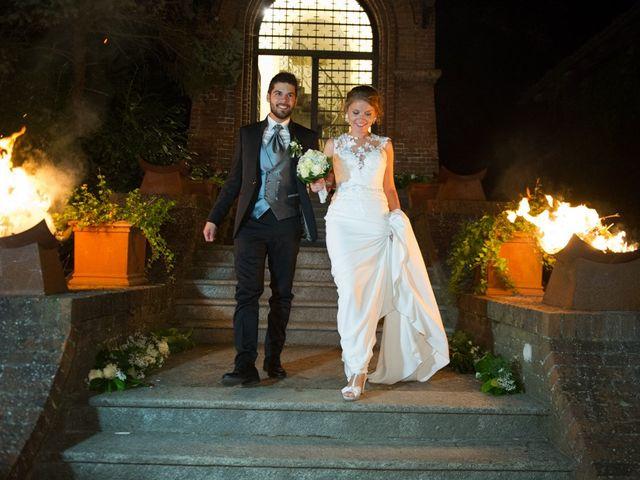 Il matrimonio di Francesco e Alessia a Vignale Monferrato, Alessandria 40