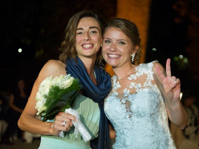 Il matrimonio di Francesco e Alessia a Vignale Monferrato, Alessandria 42