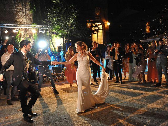 Il matrimonio di Francesco e Alessia a Vignale Monferrato, Alessandria 46