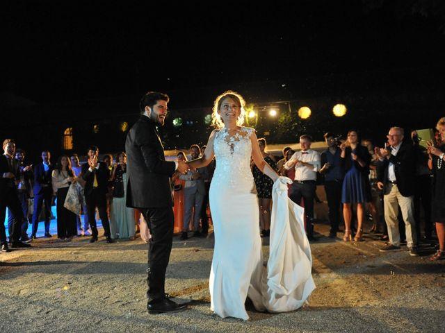 Il matrimonio di Francesco e Alessia a Vignale Monferrato, Alessandria 47