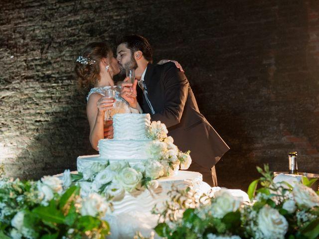 Il matrimonio di Francesco e Alessia a Vignale Monferrato, Alessandria 50