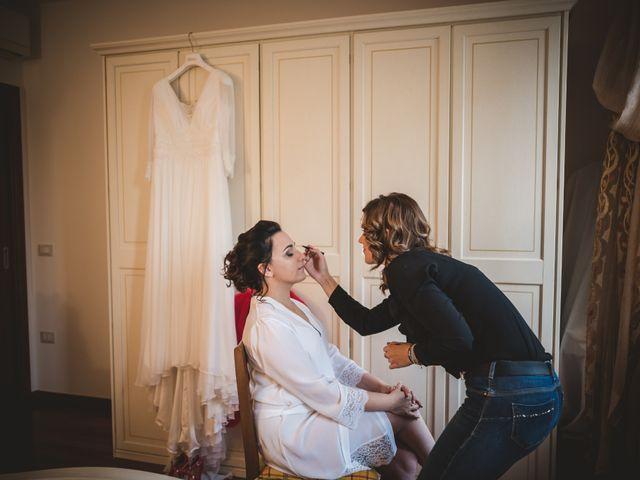 Il matrimonio di Mattia e Monica a Monteforte d'Alpone, Verona 7