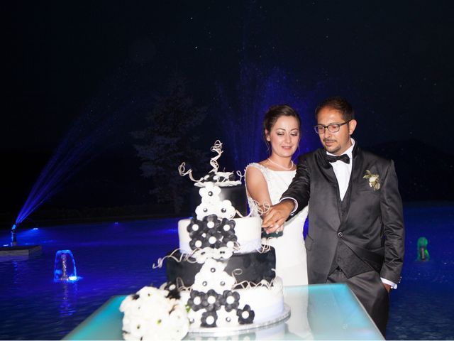 Le nozze di Tiziana e Claudio
