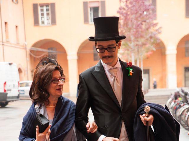 Il matrimonio di Matteo e Chiara a Bologna, Bologna 15