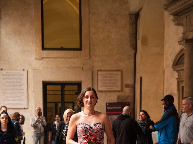 Il matrimonio di Matteo e Chiara a Bologna, Bologna 21