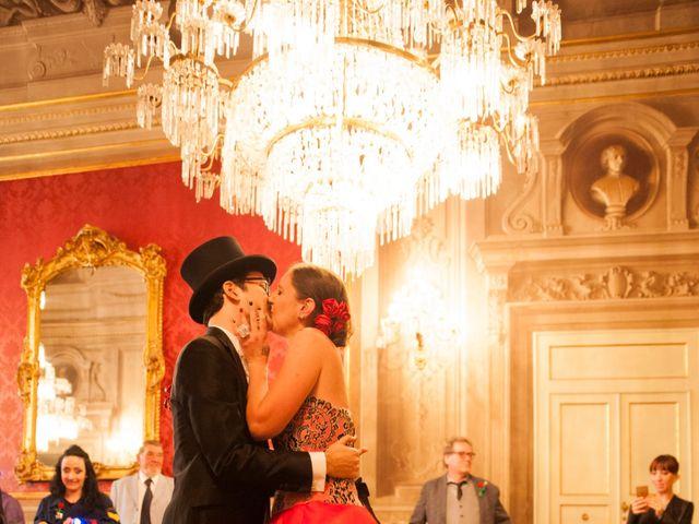 Il matrimonio di Matteo e Chiara a Bologna, Bologna 22