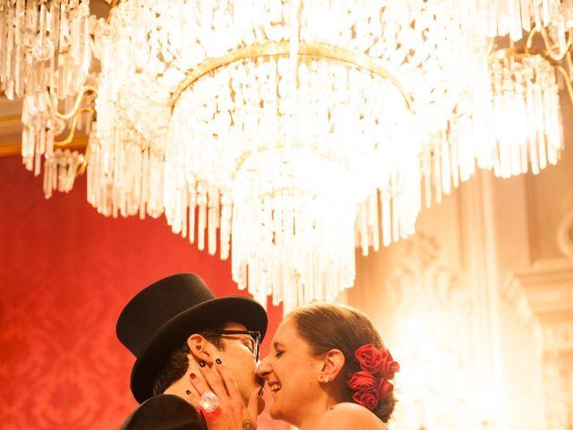 Il matrimonio di Matteo e Chiara a Bologna, Bologna 23