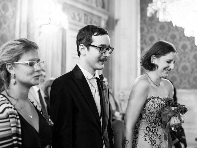 Il matrimonio di Matteo e Chiara a Bologna, Bologna 24