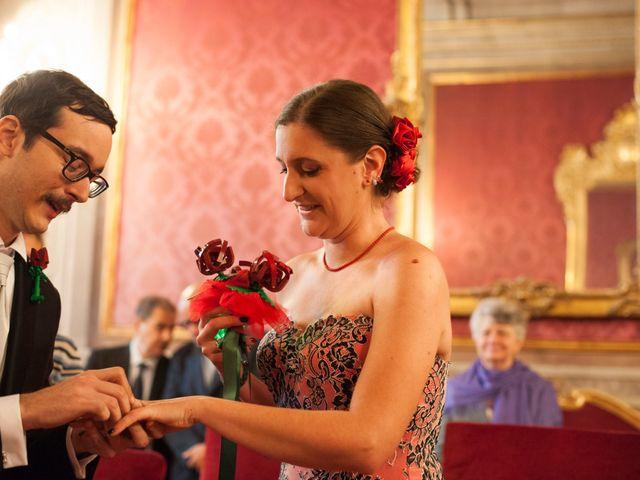 Il matrimonio di Matteo e Chiara a Bologna, Bologna 32