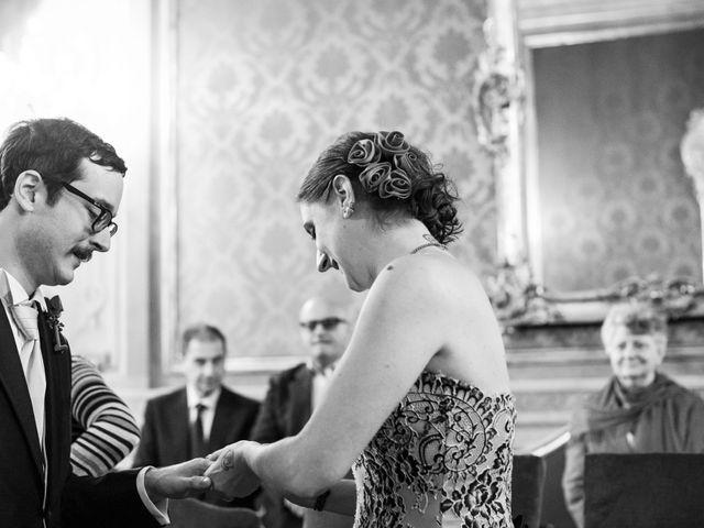 Il matrimonio di Matteo e Chiara a Bologna, Bologna 34