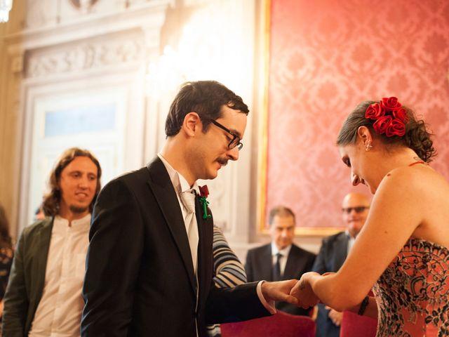 Il matrimonio di Matteo e Chiara a Bologna, Bologna 35