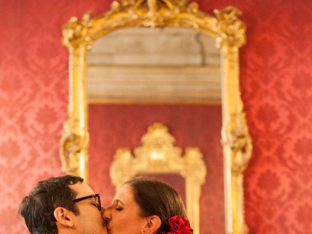 Il matrimonio di Matteo e Chiara a Bologna, Bologna 37