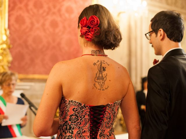 Il matrimonio di Matteo e Chiara a Bologna, Bologna 41
