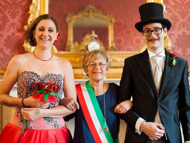 Il matrimonio di Matteo e Chiara a Bologna, Bologna 42