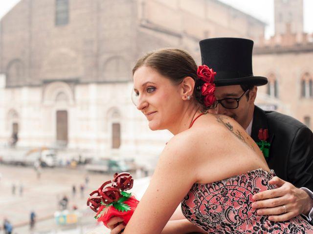 Il matrimonio di Matteo e Chiara a Bologna, Bologna 43