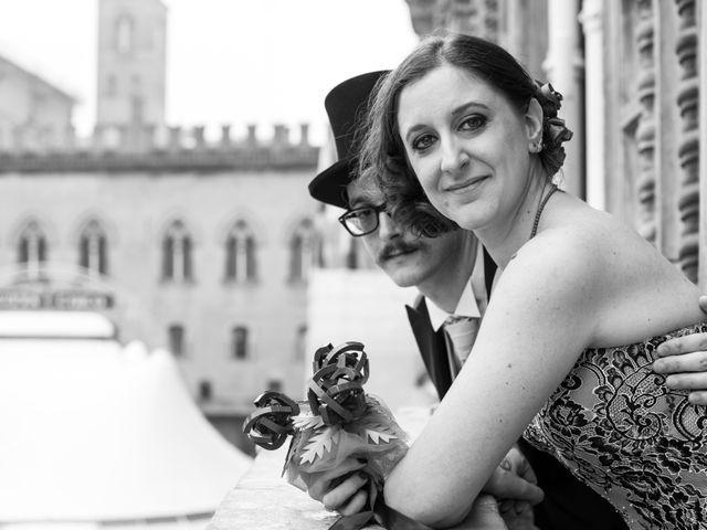 Il matrimonio di Matteo e Chiara a Bologna, Bologna 44