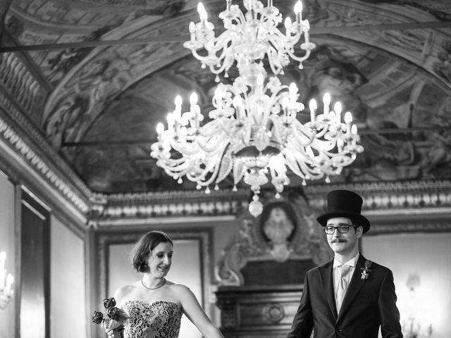 Il matrimonio di Matteo e Chiara a Bologna, Bologna 47