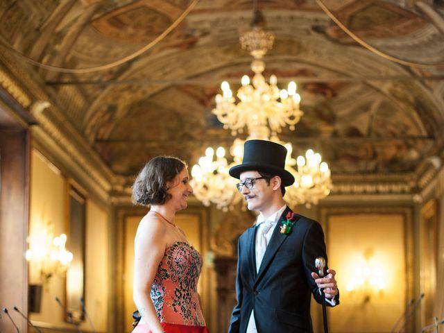 Il matrimonio di Matteo e Chiara a Bologna, Bologna 48
