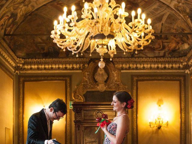 Il matrimonio di Matteo e Chiara a Bologna, Bologna 56