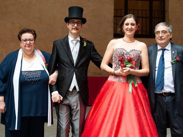 Il matrimonio di Matteo e Chiara a Bologna, Bologna 58