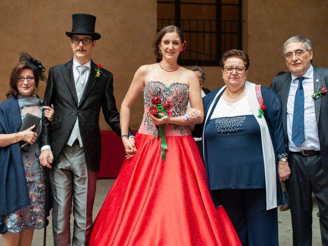 Il matrimonio di Matteo e Chiara a Bologna, Bologna 60