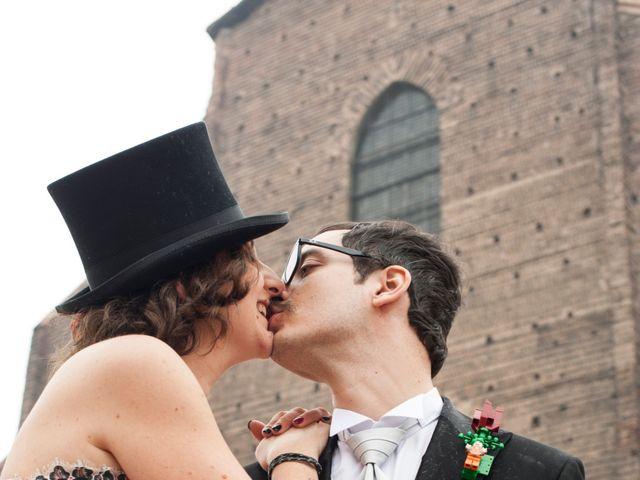 Il matrimonio di Matteo e Chiara a Bologna, Bologna 62