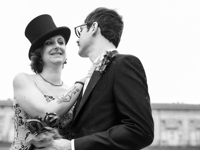 Il matrimonio di Matteo e Chiara a Bologna, Bologna 63