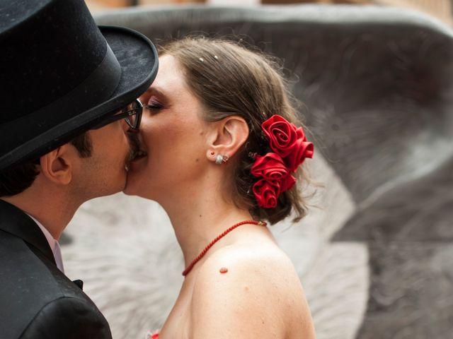 Il matrimonio di Matteo e Chiara a Bologna, Bologna 64