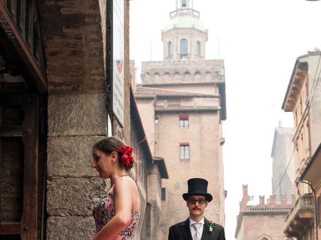 Il matrimonio di Matteo e Chiara a Bologna, Bologna 66
