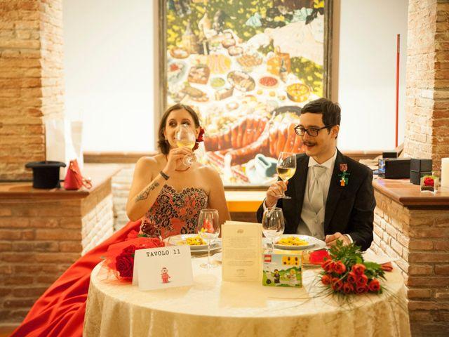 Il matrimonio di Matteo e Chiara a Bologna, Bologna 77