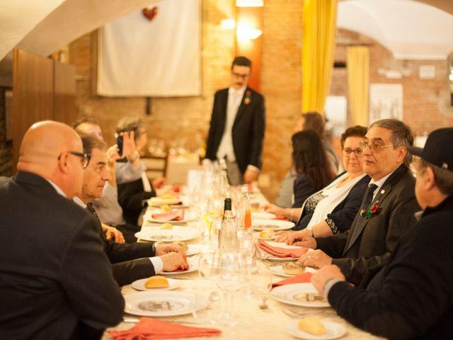 Il matrimonio di Matteo e Chiara a Bologna, Bologna 79