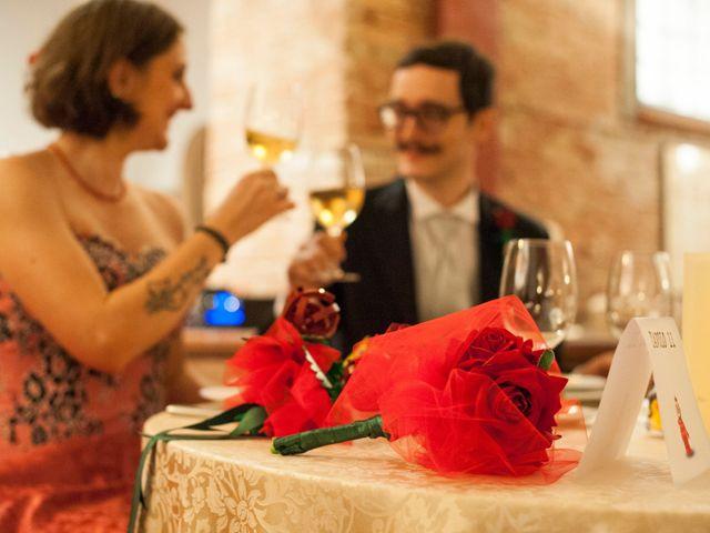 Il matrimonio di Matteo e Chiara a Bologna, Bologna 80