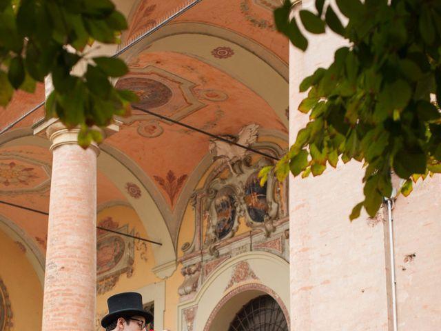 Il matrimonio di Matteo e Chiara a Bologna, Bologna 83