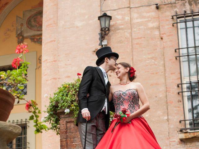 Il matrimonio di Matteo e Chiara a Bologna, Bologna 85