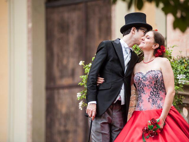 Il matrimonio di Matteo e Chiara a Bologna, Bologna 86