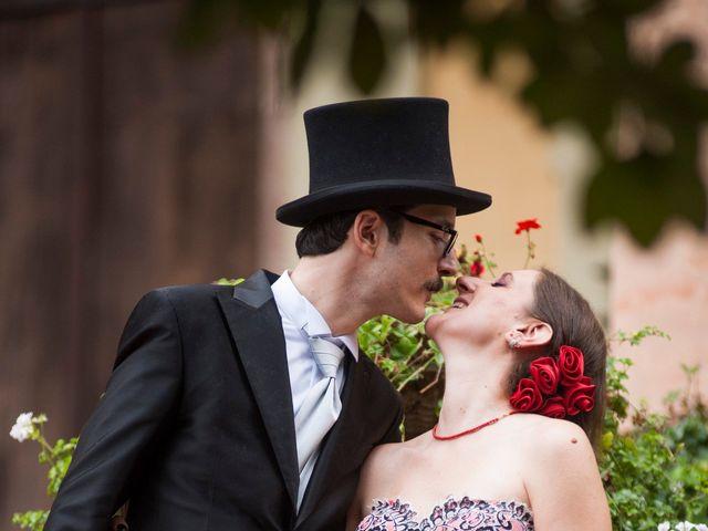 Il matrimonio di Matteo e Chiara a Bologna, Bologna 87