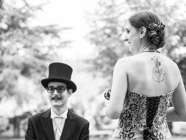 Il matrimonio di Matteo e Chiara a Bologna, Bologna 94